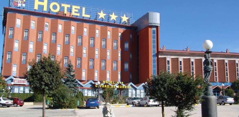 Hotel Centre Ville Burgos