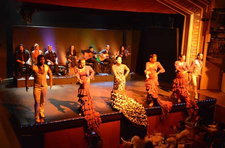 Séjour à Barcelone avec tickets au Palacio del Flamenco