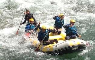 Especial aventura: Escapada con Rafting en Cantabria