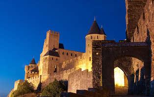 Week end détente avec dîner à Carcassonne