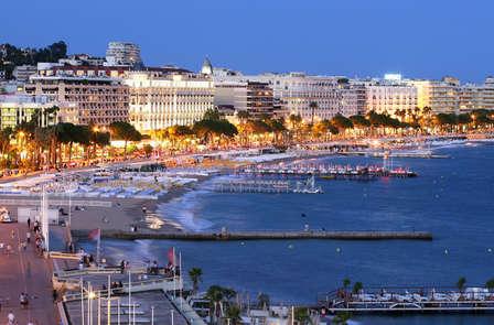 Offre spéciale: Week-end de charme à Cannes (2 nuits minimum)
