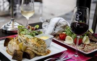 Week-end avec dîner en plein coeur de Nîmes
