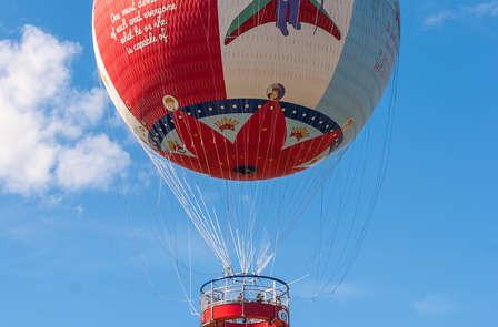 Week-end à la découverte du monde aérien en famille avec entrées au Parc du Petit Prince