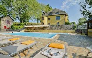 Week-end de charme dans un chateau à côté d'Aurillac