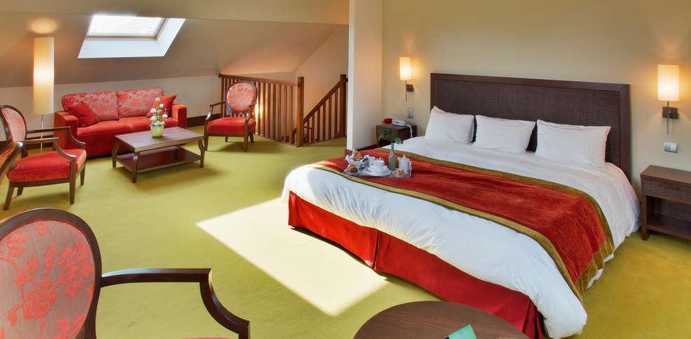 Hotel le clos rebillotte charmehotel luxeuil - Chambre thema parijs ...