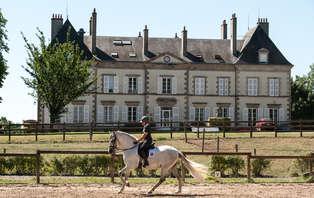 Escapada descubrimiento en  un castillo de Montluçon