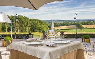 Week-end de charme avec dîner dans un chateau 4* à Montluçon