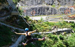 Especial Aventura: Escapada con descenso en tirolina en Los Picos de Europa