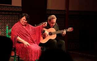Escapada con entradas al espectáculo Casa del Flamenco