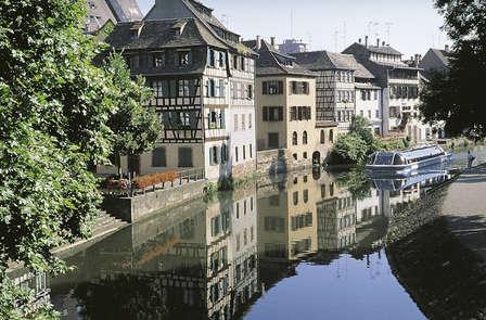 Week-end découverte au cœur de Strasbourg