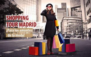 Escapada con personal shopper para dos desde la Calle Serrano de Madrid