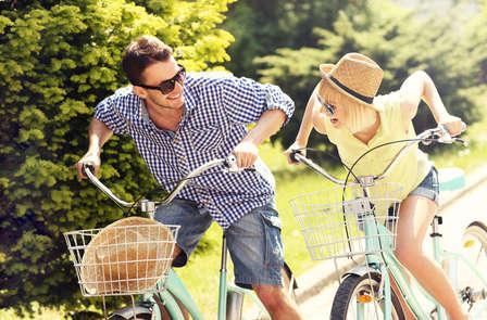 Beleef met je geliefde een romantisch fietsweekend aan de Belgische kust