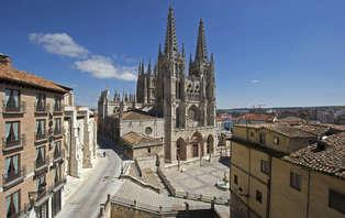 Escápate a Burgos y disfruta de la gastronómica y cultura de Burgos (Desde 2 noches)