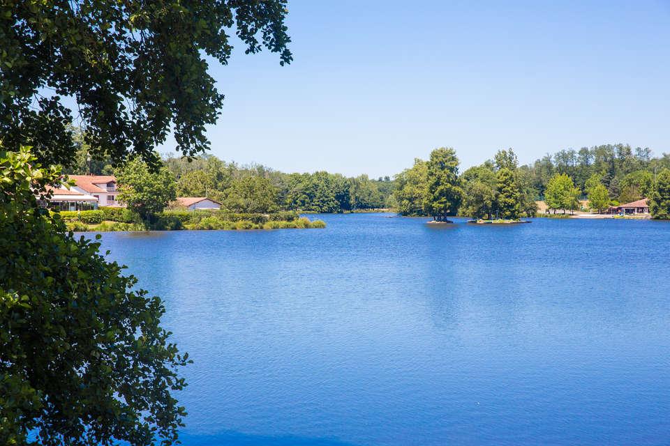 Week end prendre l 39 air saint paul les dax partir de 75 - Les jardins du lac saint paul les dax ...