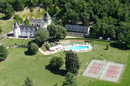 Offre spéciale 2 nuits : Week-end dans un château en Dordogne
