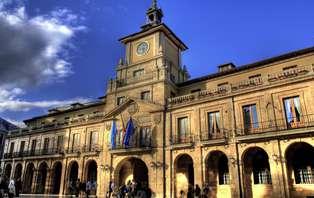 Ciudades Inolvidables: Escapada a Oviedo en un 4 estrellas.