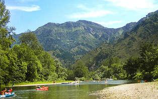 Naturaleza asturiana: Escapada a Cangas de Onís con descenso por el Río Sella