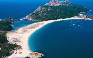 Oferta especial Primavera : Escapada Relax con sesión de Talaso en La Isla de la Toja