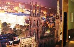 Oferta en Burgos con detalle romántico (Desde 2 noches)