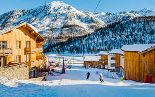 Week-end ski avec forfait à Montgenèvre (à partir de 2 nuits)