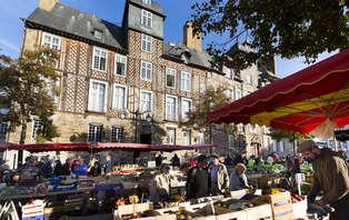 Offre spéciale: Escapade bretonne à Rennes, assortiment de produits bretons et accès spa inclus!