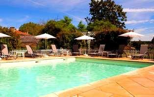 Offre Spéciale: Week-end détente & SPA à proximité de Bordeaux