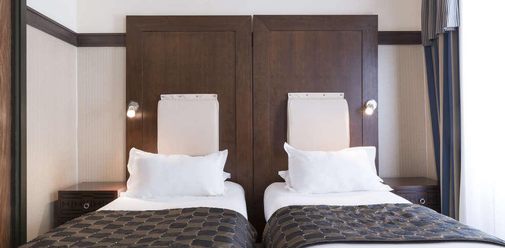 H tel pavillon de paris h tel de charme paris 75 for Hotel paris 75