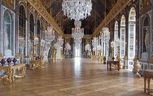 Offre spéciale: Week-end découverte avec entrée au Château de Versailles (Pass 1 Jour)