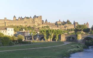 Week-end en appartement jusqu'à 4 personnes à Carcassonne