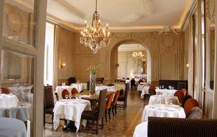 Escapada con cena en un castillo de Mediodía-Pirineos