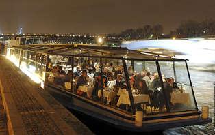 Week-end avec dîner-croisière à la Marina de Paris