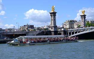 Week-end avec croisière sur la Seine avec