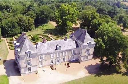 Vie de château, dîner et modelage près d'Angers