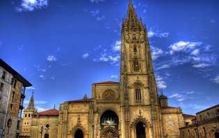 Escapada deluxe en el centro de Oviedo