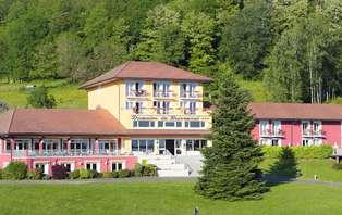 Offre spéciale : Week-end avec dîner dans le Jura
