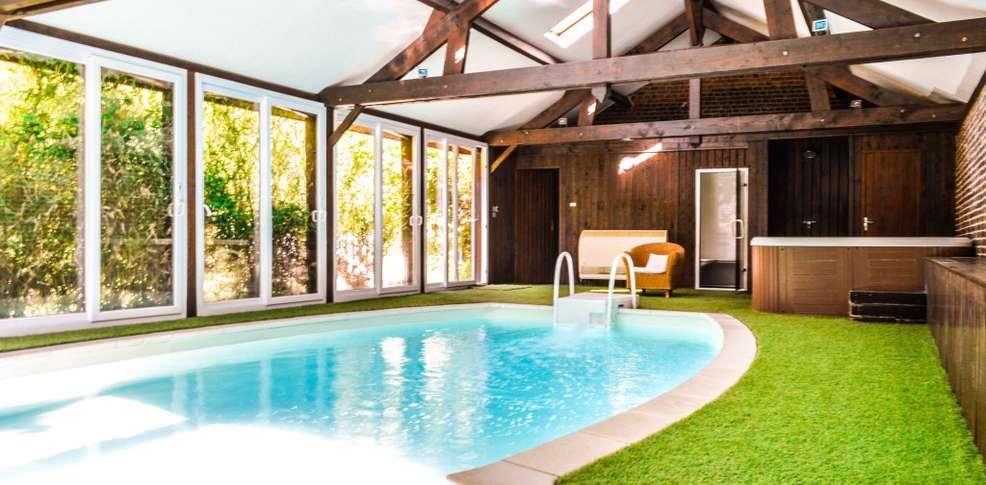 H tel les granges d 39 haillancourt h tel de charme haillancourt for Hotel baie de somme avec piscine