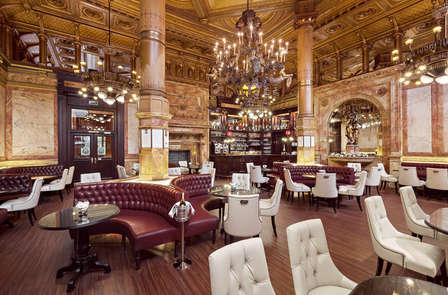 Escapade de luxe dans un hôtel 5 étoiles du 19e siècle à Bruxelles (à partir de 2 nuits)