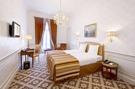 Week-end luxueux dans hôtel 5 étoiles à Bruxelles