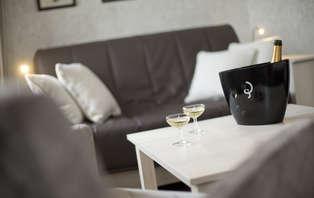 Week-end romantique avec accès spa, vélos et champagne à la Roche Posay