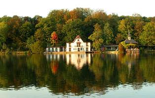 Weekend met massage in een executive kamer met zicht op het meer  in Spa (vanaf 2 nachten)