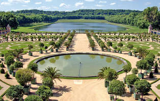 Week-end découverte avec entrée au Château de Versailles et Grandes Eaux Musicales (Pass 1 jour)
