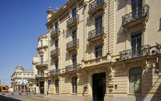 Week-end dans un hôtel Haussmannien en plein coeur du centre historique de Montpellier