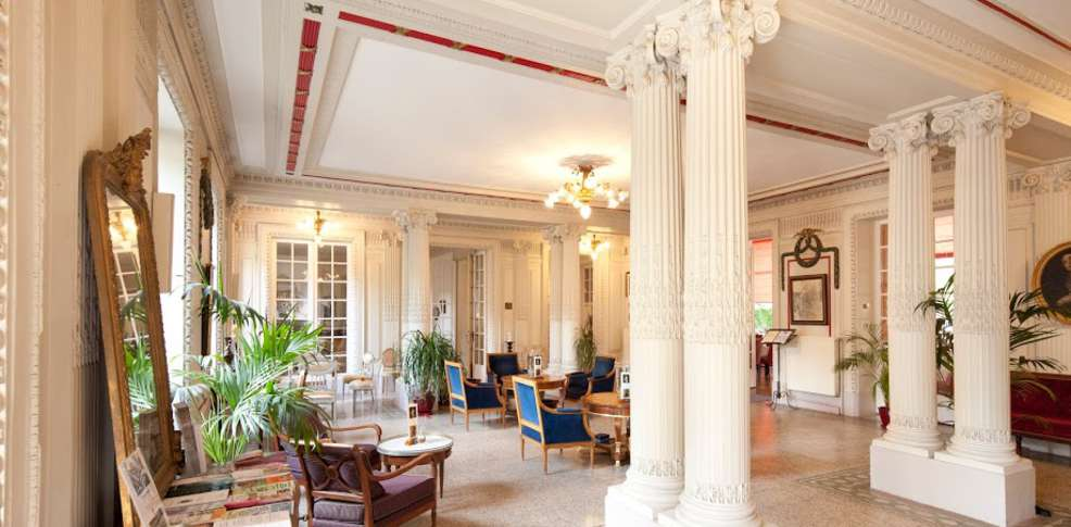 Grand Hotel De Plombieres