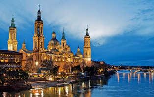 Escapada con detalles en Zaragoza