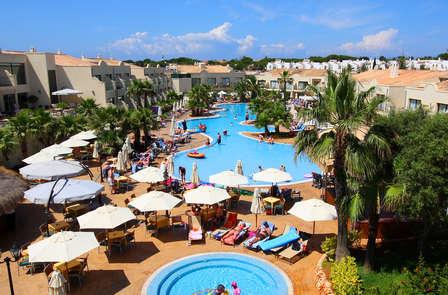 Week-end avec demi-pension à Minorque