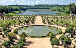 Week-end aux portes de Paris avec entrée au Château de Versailles avec les Grandes Eaux Musicales