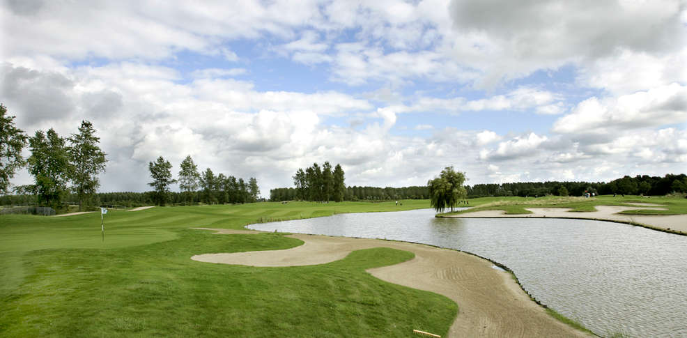 Hampshire golfhotel waterland h tel de charme amsterdam for Golfhotel purmerend