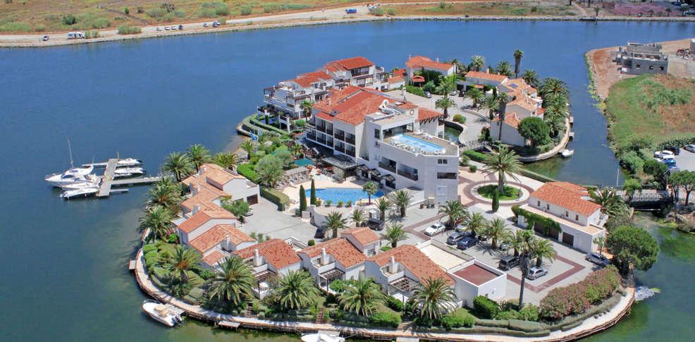 photo hotel de luxe saint cyprien