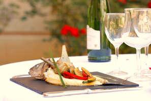 Week-end en bord de mer avec dîner à Sète