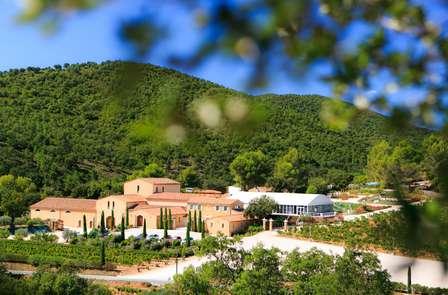 Week-end avec dégustation de vin au Château du Pas de Cerf